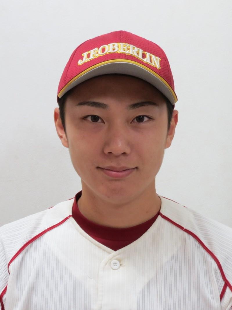Baseball野球部大塚 斗頼